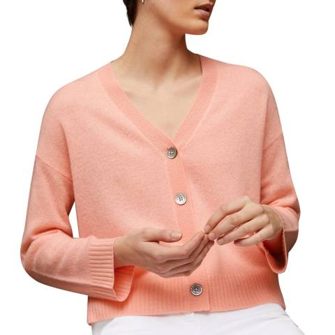Jigsaw Peah Cloud 7 Cashmere Cardigan