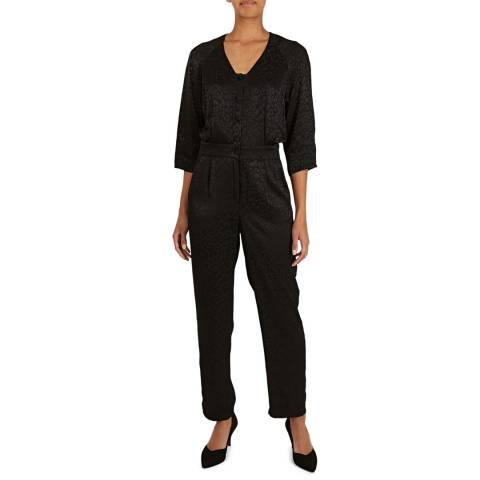 BY IRIS Black Lelia Jumpsuit