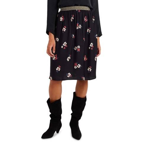 BY IRIS Multi Rhian Printed Skirt