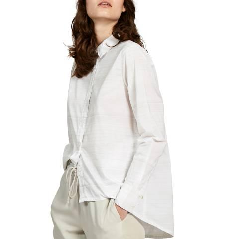 AIGLE White Diamez Shirt