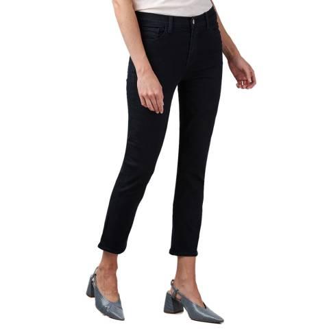 J Brand Indigo Ruby High Rise Cigarette Jeans
