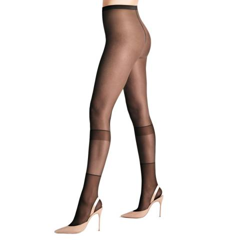 Wolford Black Harmony Tights