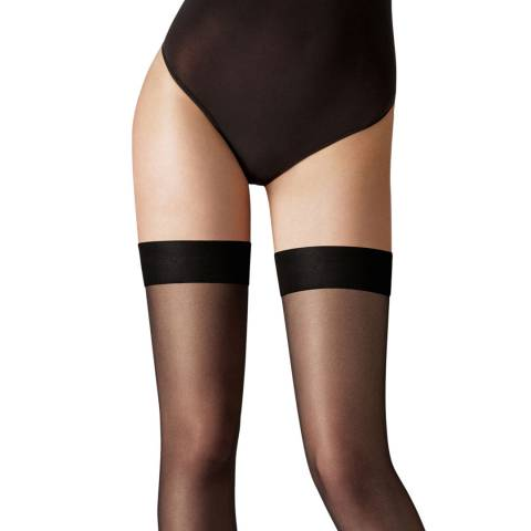 Wolford Cosmetic Primerose 20 Stay-Up