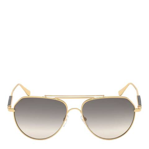 Tom Ford Men's Shiny Endura Gold/Grey Tom Ford Sunglasses 61mm