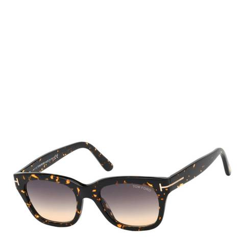 Tom Ford Men's Havana/Smoke Tom Ford Sunglasses 50mm