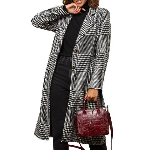 Comptoir du Manteau Multi Wool Blend Coat