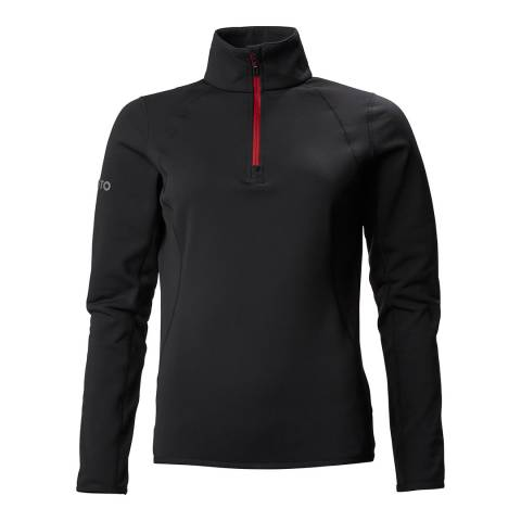 Musto Red Synergy 1/2 Zip Microfleece