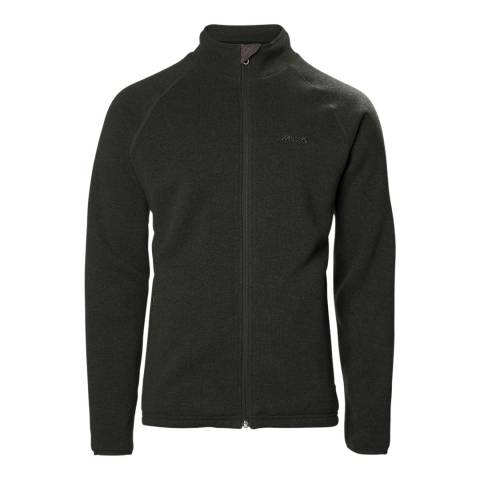 Musto Green Super Warm Fleece Jacket