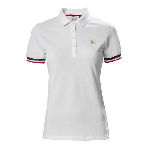 Musto Navy Cove Short Sleeve Polo