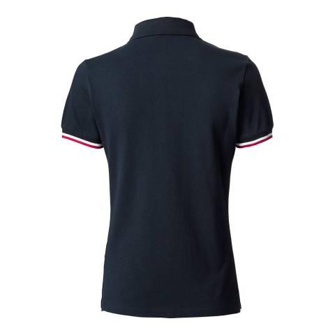 Musto Black Cove Short Sleeve Polo