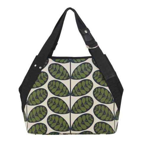 Orla Kiely Botanica Fern Gondola Shoulder Bag