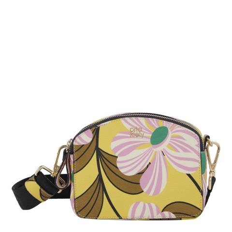 Orla Kiely Acapulco Lemon Wedge Crossbody