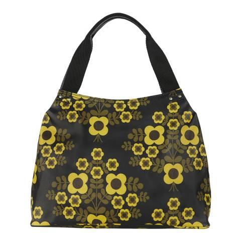 Orla Kiely Stem Bouquet Jasmine Classic Shoulder Bag