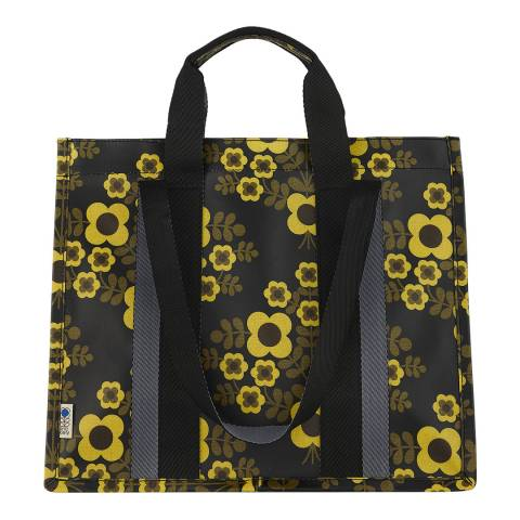 Orla Kiely Stem Bouquet Jasmine Voltaire Shopper