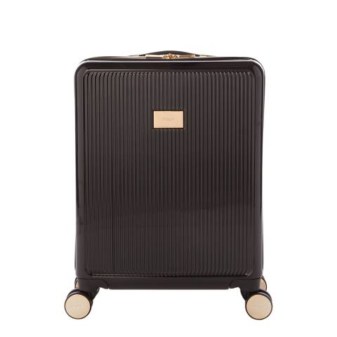 Dune Black Gloss Olive Cabin Suitcase