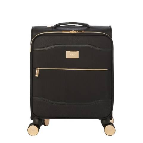 Dune Black Mix Oriel Cabin Suitcase