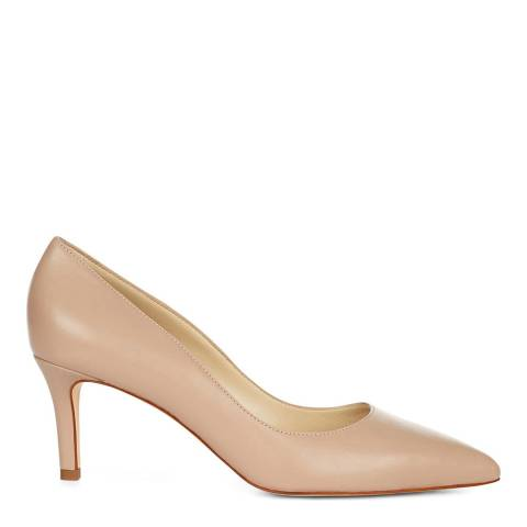 Hobbs London Blush Grace Heeled Courts