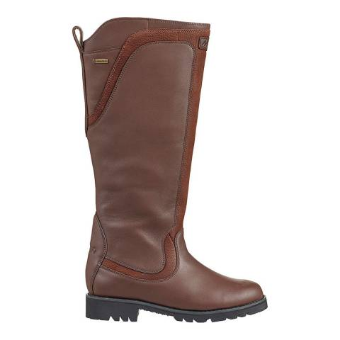Musto Brown Hickstead GTX Boot