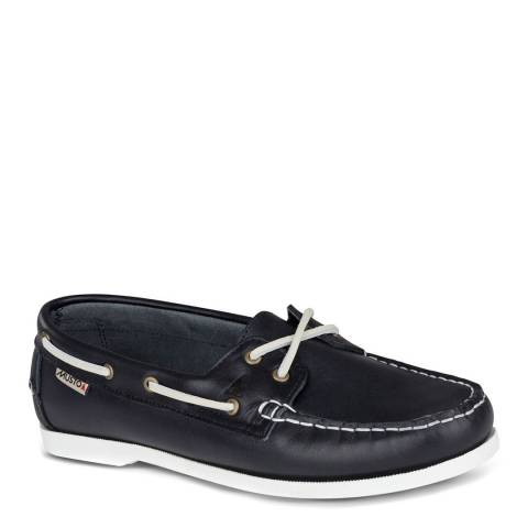 Musto Navy Harbour Moccasin
