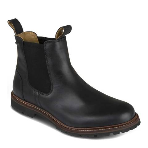 Musto Black Chelsea GTX Boot