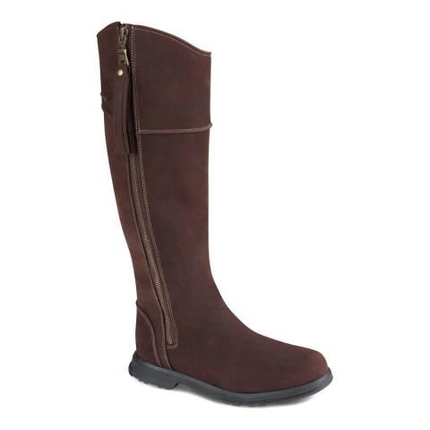 Musto Dark Brown Stornoway GTX Boot