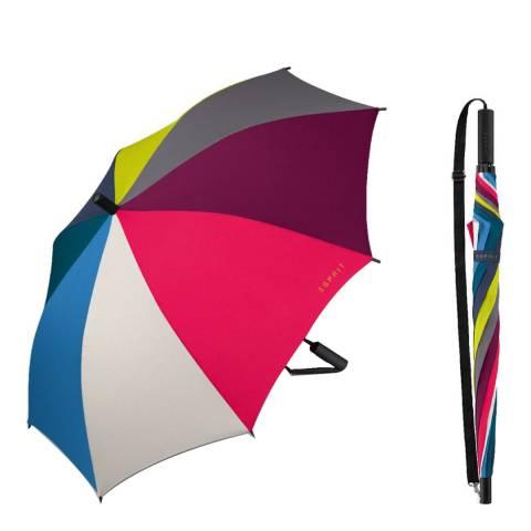 Esprit Rainbow Golf Umbrella with Adjustable Strap