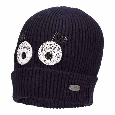 GOLFINO Navy Knitted Hat