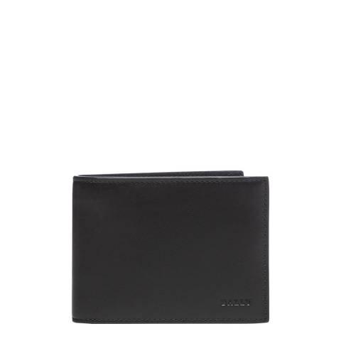 BALLY Black Novo Wallet
