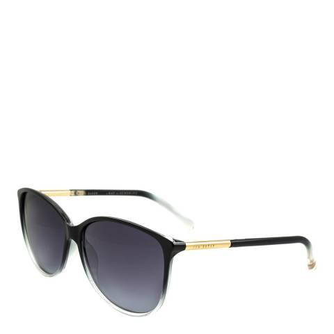 Ted Baker Women's Black Ted Baker Sunglasses 59mm
