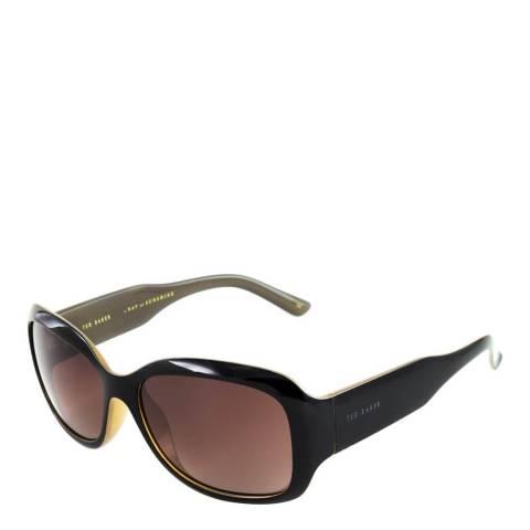 Ted Baker Women's Black Ted Baker Sunglasses 56mm