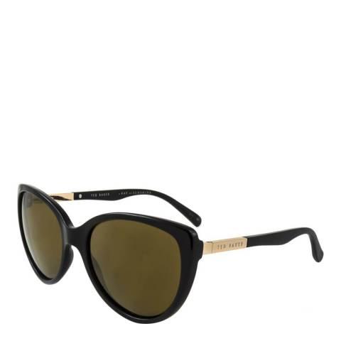Ted Baker Women's Black Ted Baker Sunglasses 57mm