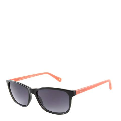 Joules Women's Black/Red Joules Sunglasses 52mm