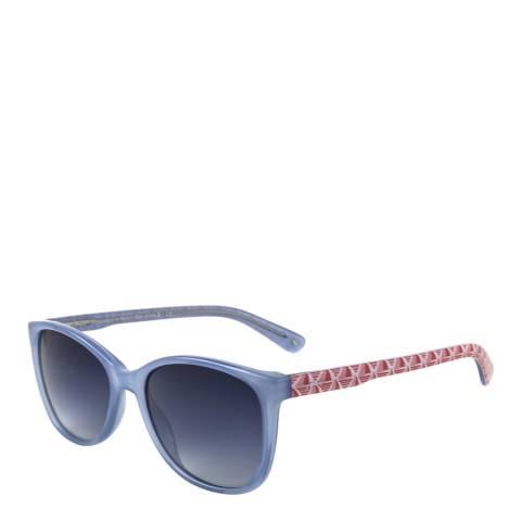 Joules Women's Blue Joules Sunglasses 53mm