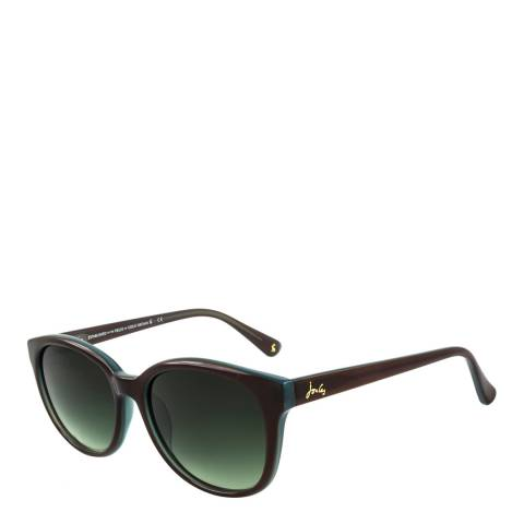 Joules Women's Brown Joules Sunglasses 54mm
