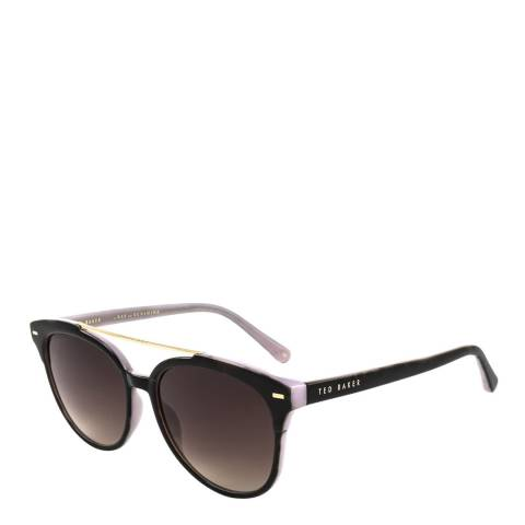 Ted Baker Women's Havana Ted Baker Sunglasses 54mm