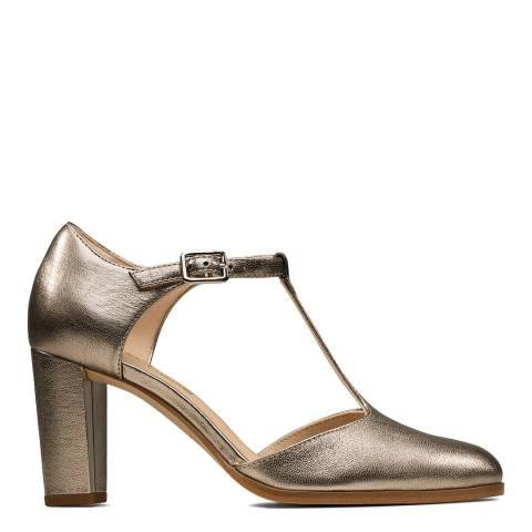 Clarks Kaylin85 TBar Stone W Dress Clarks Shoes
