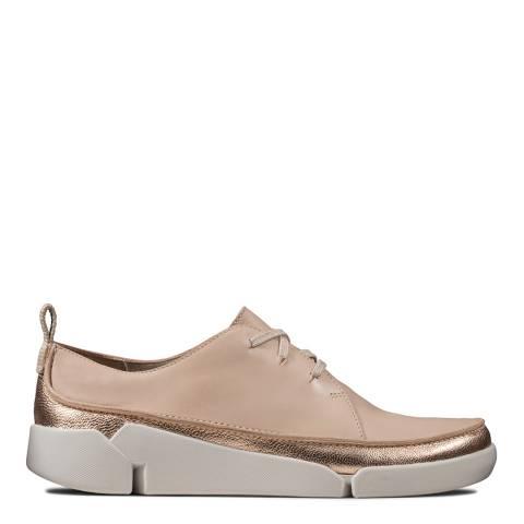 Clarks Blush Combi Tri Clara Sneakers