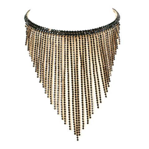 Amrita Singh Emerald Choker Necklace