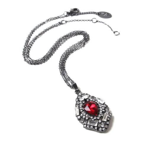 Amrita Singh Ruby Pendant Necklace