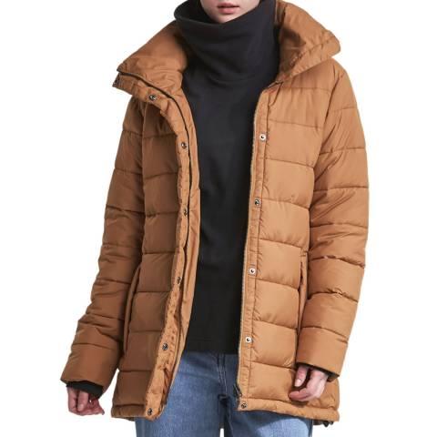 Didriksons Brown Hedda Jacket