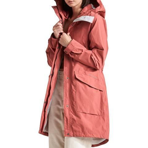 Didriksons Pink Agnes Coat