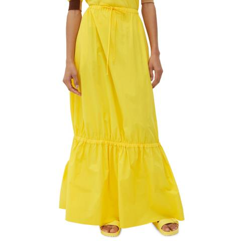 Chinti and Parker Prima Vera Drawstring Skirt