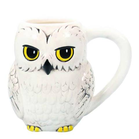 Harry Potter Off White Hedwig Mug