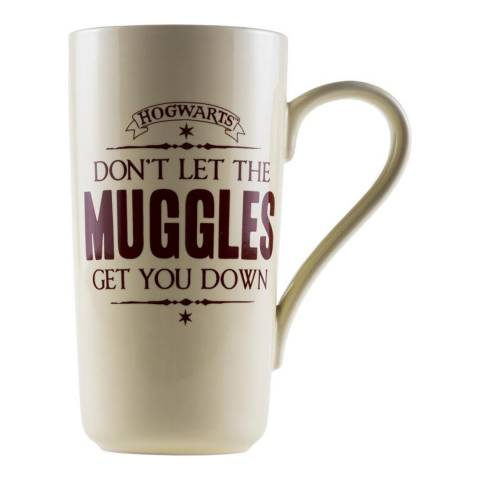 Harry Potter Beige Muggles Mug