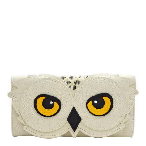 Harry Potter Off White Hedwig Wallet