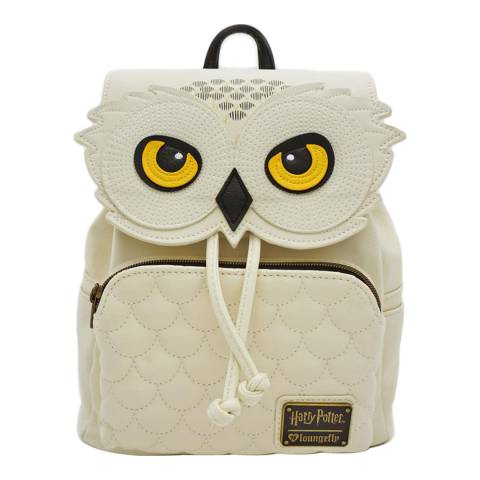 Harry Potter Off White Hedwig Backpack