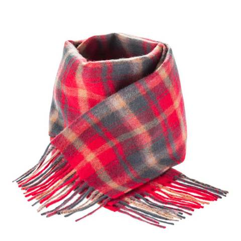 Edinburgh Cashmere Maple Cashmere Scarf