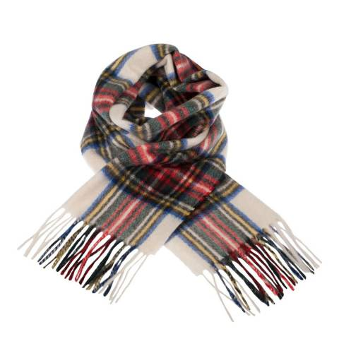 Edinburgh Cashmere Stewart Dress Cashmere Scarf