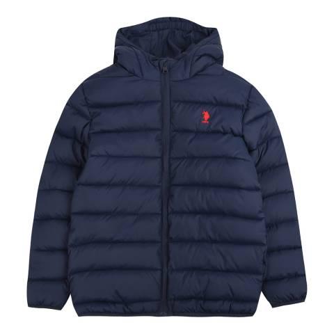 US Polo Assn Lightweight Puffa Jacket