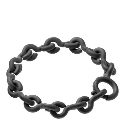 Calvin Klein Black Jeans Link Bracelet